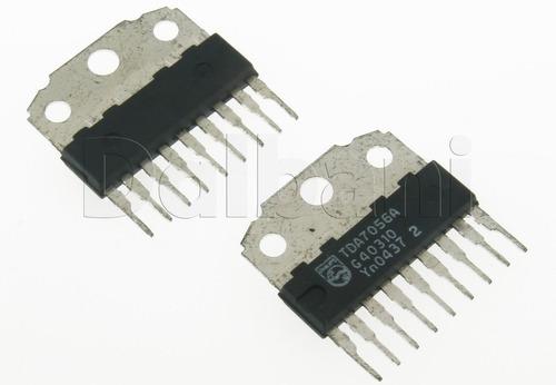 tda7056a tda 7056a - linear ic / 1.25a / 3.5w (12v / 16r).