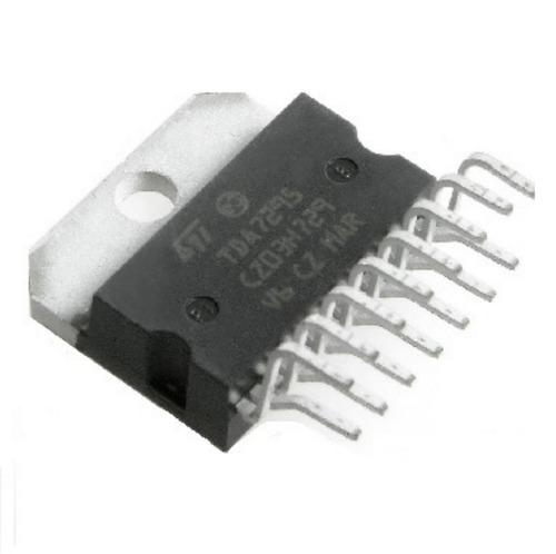 tda7295 amplificador audio 80w