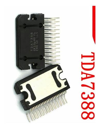 tda7388 ci amplificadores