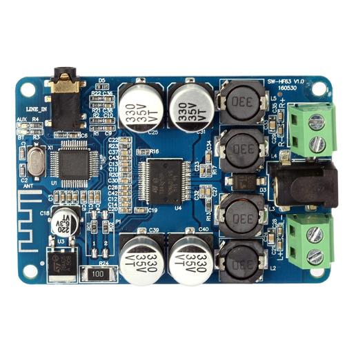 tda7492p amplificador receptor audio sin hilos bt v2.1 2 * 2