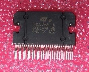 tda7850a tda7850 ic amplificador salida  para jvc kenwood