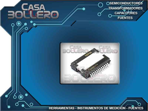 tda8954  tda8954th tda 8954 th ci salida audio clas d