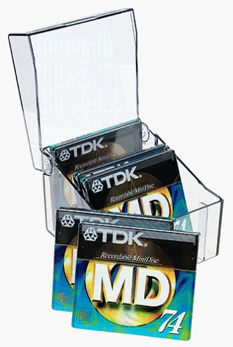 tdk minidisc grabables