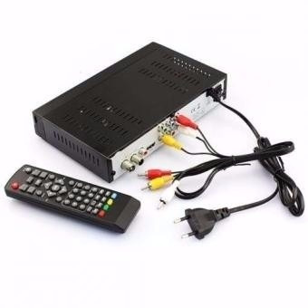 tdt2 decodificador receptor tv television digital terrestre