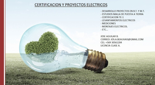 te-1 instalador eléctrico