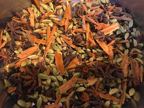 té chai masala premium 1 kilo envío gratis a todo chile