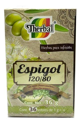 té de espigol (120/80) 36 sobres therbal