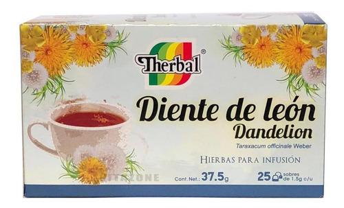 té diente de león 25 sobres therbal