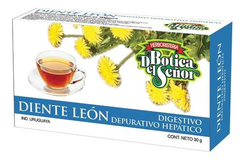té diente de león botica del señor 30g