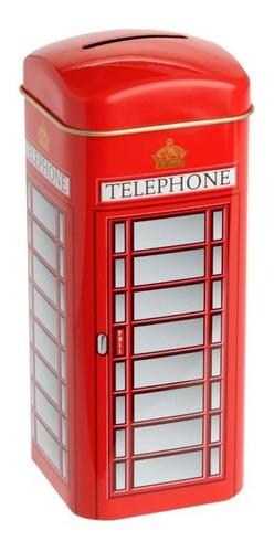 te en lata telephone box - new english - 14 saquitos