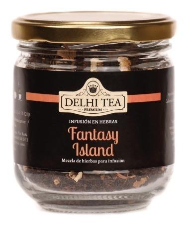 te hebras delhi tea premium frasco fantasy island