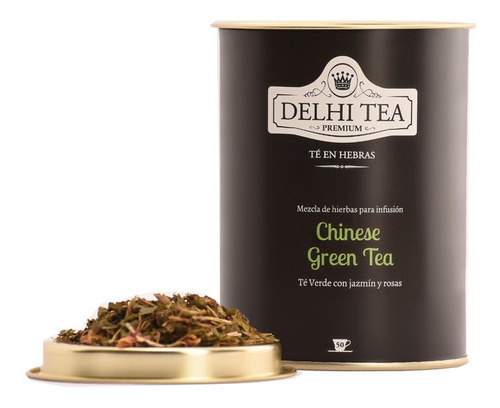 te hebras delhi tea premium lata chinese green tea