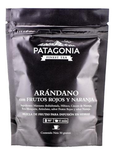 té hebras patagonia finest tea ziploc pack x 4 a elección