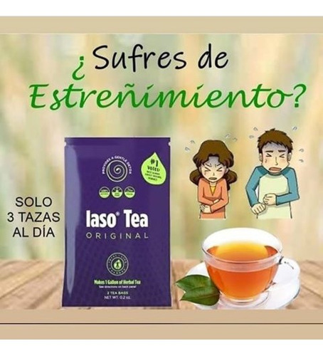 te instantáneos disponibles