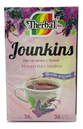 te jounkins 36 sobres therbal