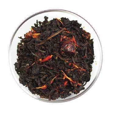 té negro con moras azules 100g berry black