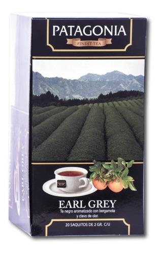 te patagonia premium x 20 saq. earl grey