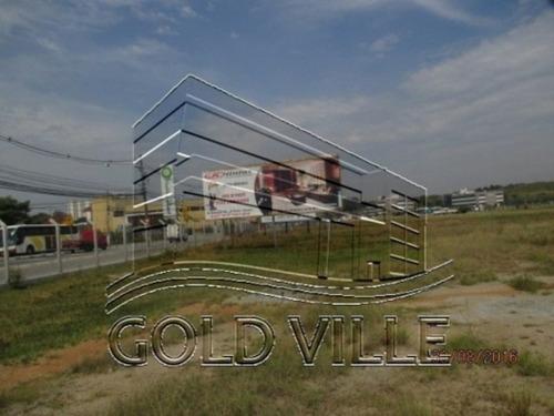 te0086 - vendo ou alugo terreno em barueri ao lado do shopping, estação de trem e linhas de ônibus, terreno plano. - te0086 - 33872660