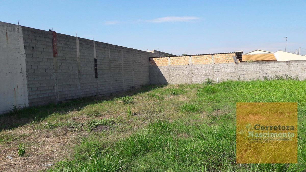 te0329 - terreno à venda, 224 m² por r$ 170.000 - residencial parque dos sinos - jacareí/sp - te0329