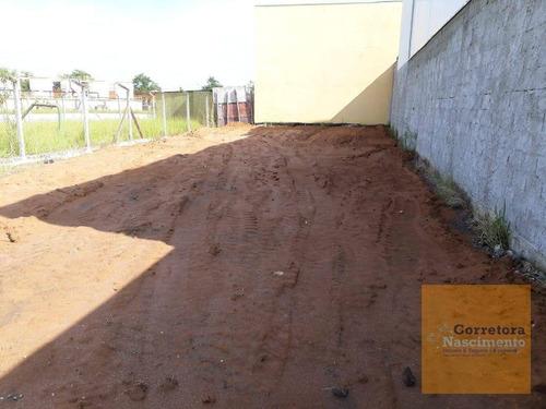 te0333 - terreno à venda, 224 m² por r$ 191.000 - residencial parque dos sinos - jacareí/sp - te0333