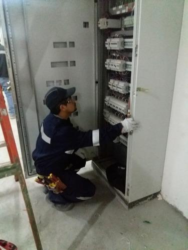 te1. aumento capacidad. planos. instalación eléctrica
