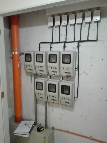 te1. electricidad. planos. aumento capacidad