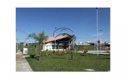 te31333 ,terreno condominio    mirassol - sp  bairro: cond. golden park i e ii