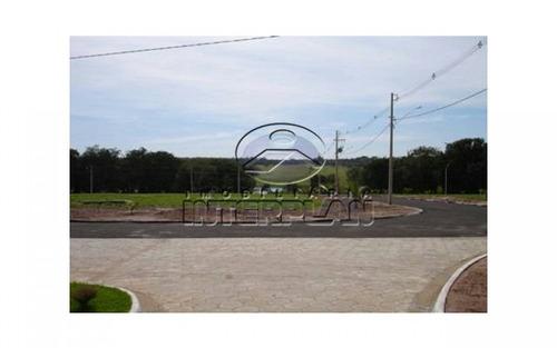 te31465,rancho, terreno condominio,sales - sp,bairro:cond. eco park