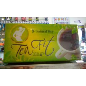 Tea Fit 30 Tizanas Adelgazante - Na - Unidad a $633