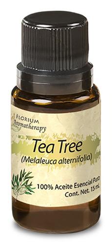 tea tree aceite esencial puro 15 ml florium