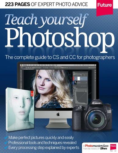 teach yourself photoshop - 2014