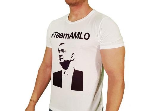 team amlo playera