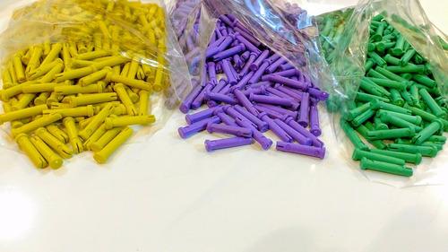 tear multi furos 150 pinos plásticos - várias possibilidades