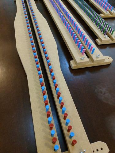 tear pinos plásticos 4pç - 100cm 70cm 50cm 27cm frete grátis