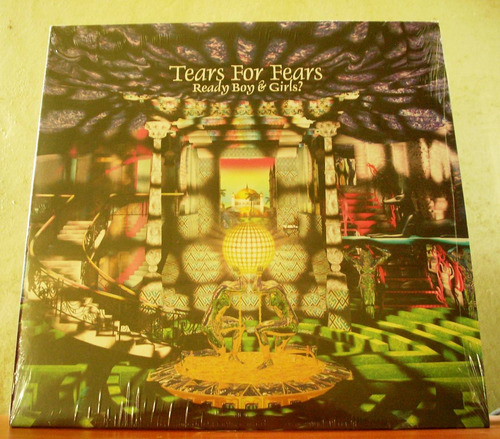 tears for fears ready boy & girls?(vinilo nuevo sellado)