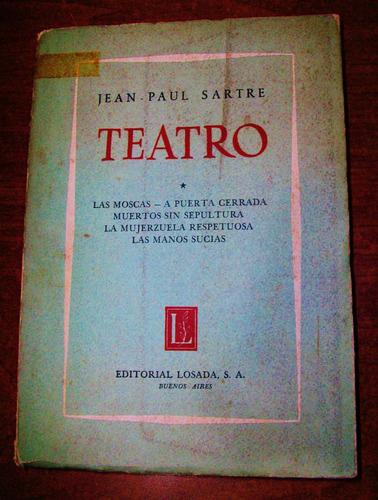 teatro 1 - jean paul sartre