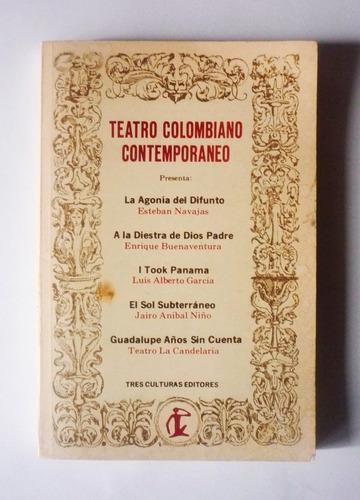 teatro colombiano contemporaneo - jorge manuel pardo