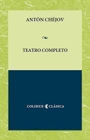 teatro completo - chejov - colihue