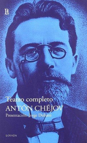 teatro completo de anton chejov - anton pavlovich (1860-1904