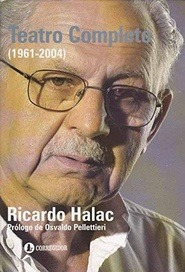 teatro completo, ricardo halac, ed. corregidor #