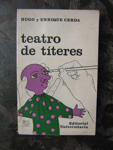 teatro de títeres hugo y enrique correa 1968