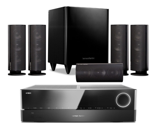 teatro en casa harman kardon home theater (combo 1) original