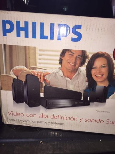 teatro en casa philips dvd hts3365 usb 2.0