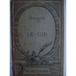 teatro le cid corneille en francés editorial hachette