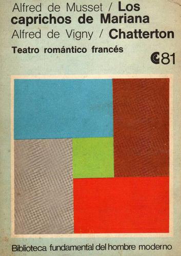 teatro romántico francés (musset - vigny)