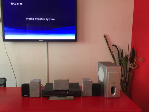 teatro sony dvd 5.1 hcd-tz30 hdmi hd usb