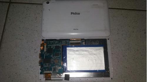 teblet philco ph7h com touch facionando perfeitamente