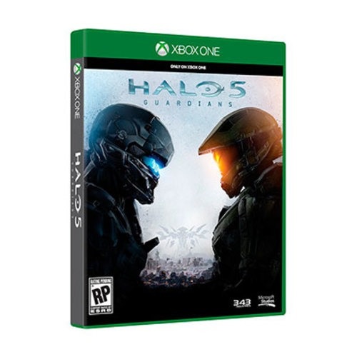 tec-e xbox one juego halo 5 xbox on ref: u9z-00032 xbox one