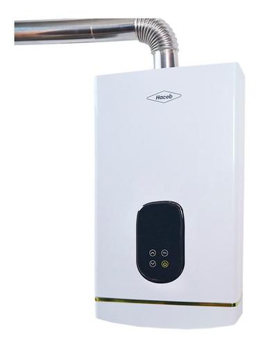 tec-jb electrodomésticos - calentador haceb paso coral 10lt