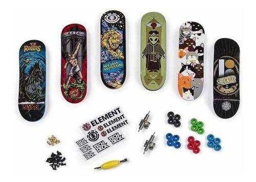 tech deck - paquete de bonificacin sk8shop (los estilos!